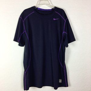 Nike Pro Combat Fitted Dri-fit Compression Shirt
